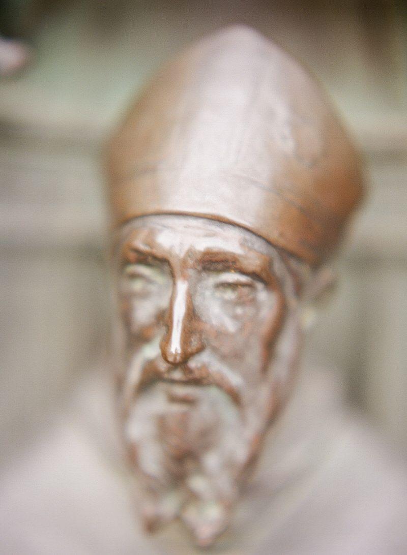 Duomo in Florence Detail