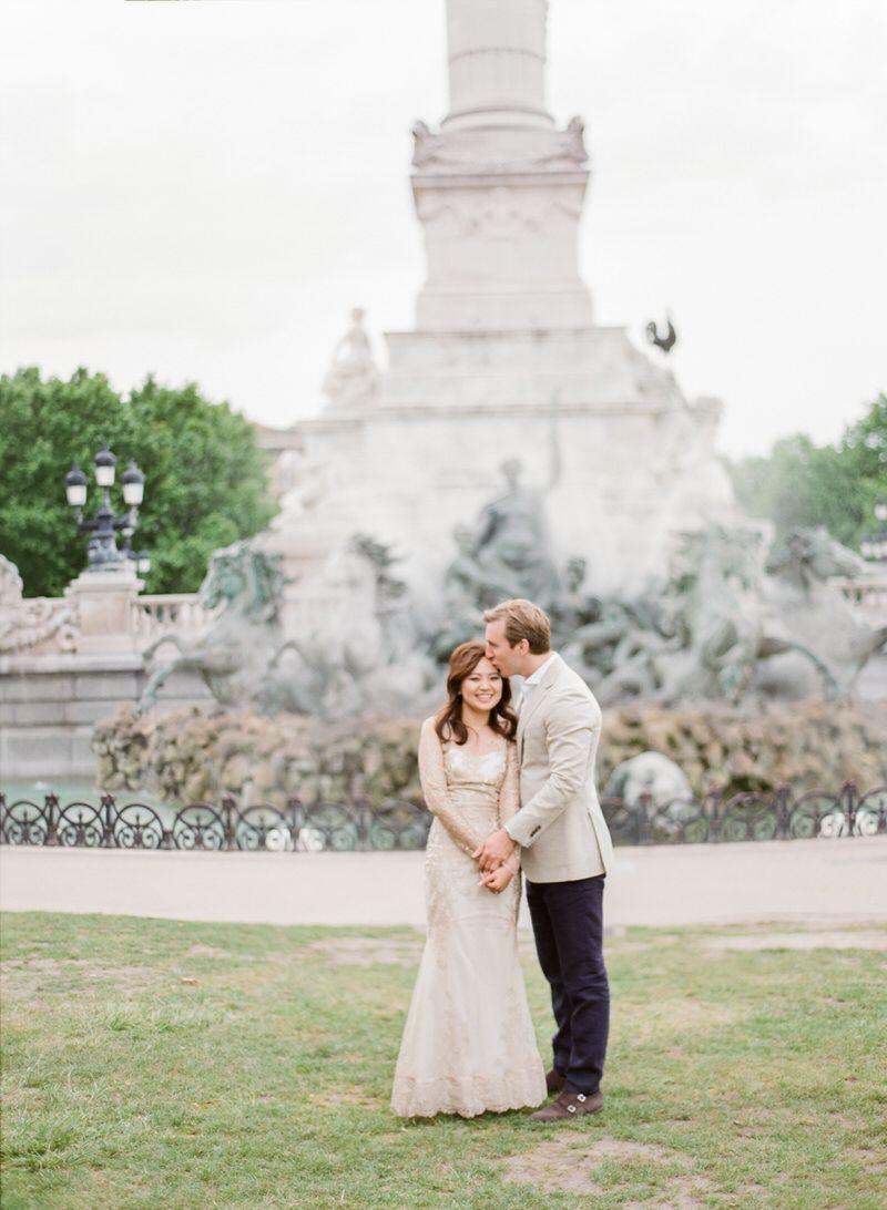Engagement in Bordeaux