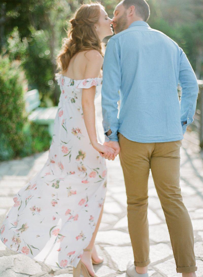 Pre Wedding Photo Shoot In Manarola