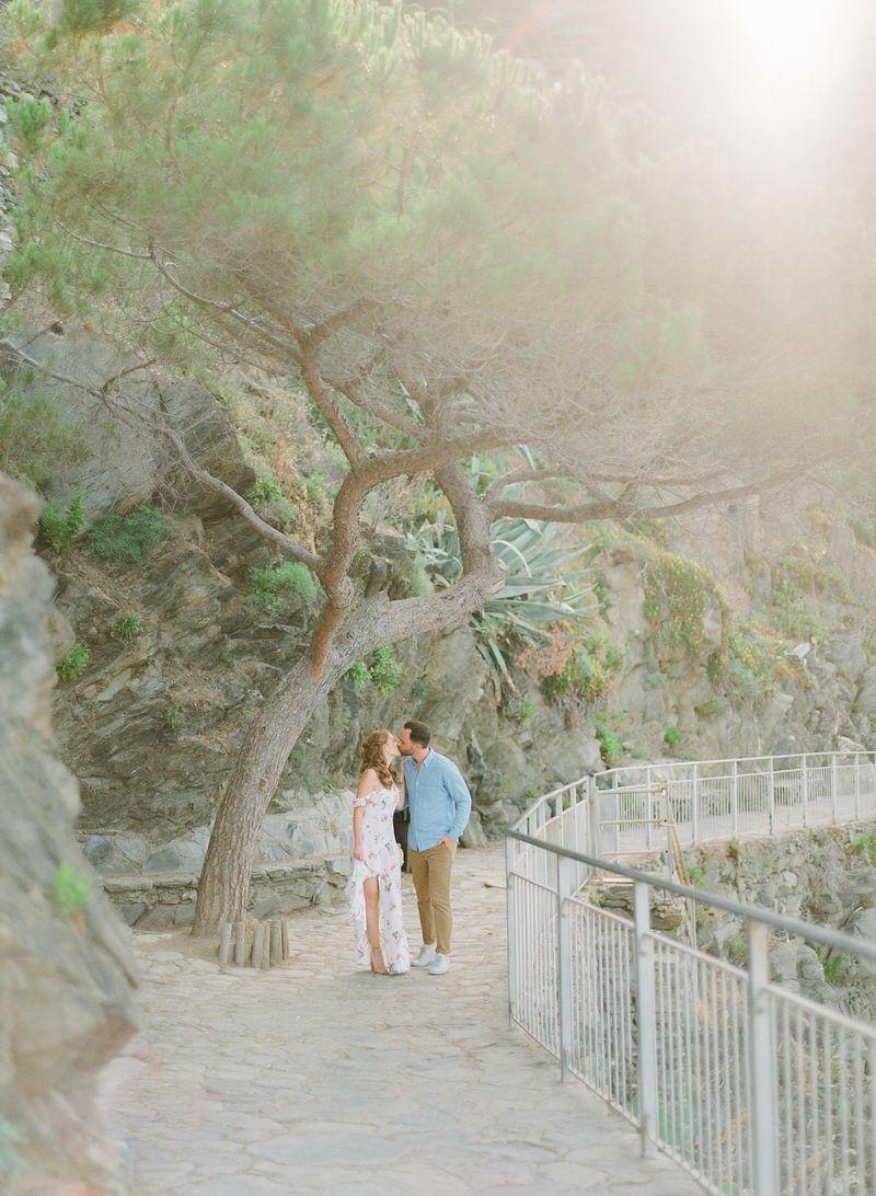 Manarola Engagement