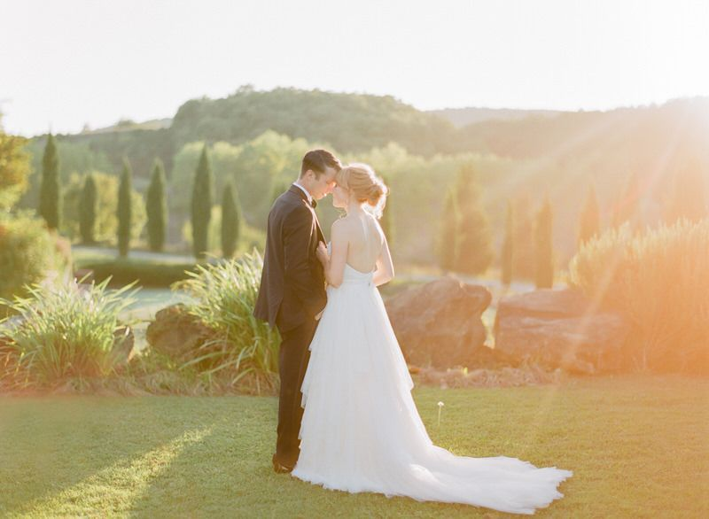 Destination Wedding Photography In Tuscany