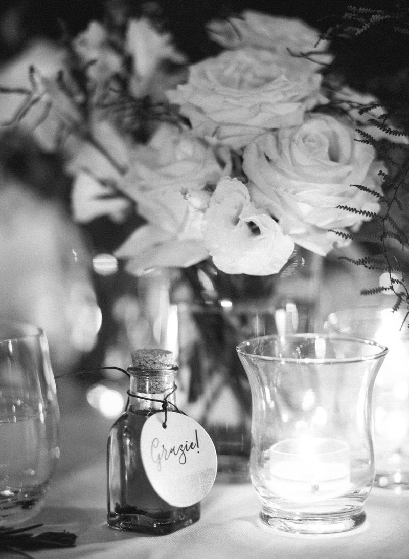 Detail Of Wedding Decor
