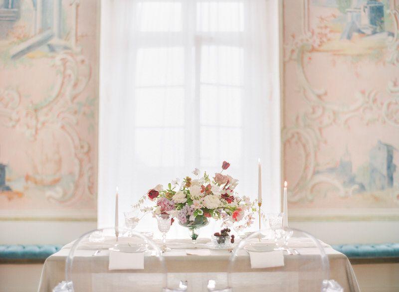 Dreamy Table Setup