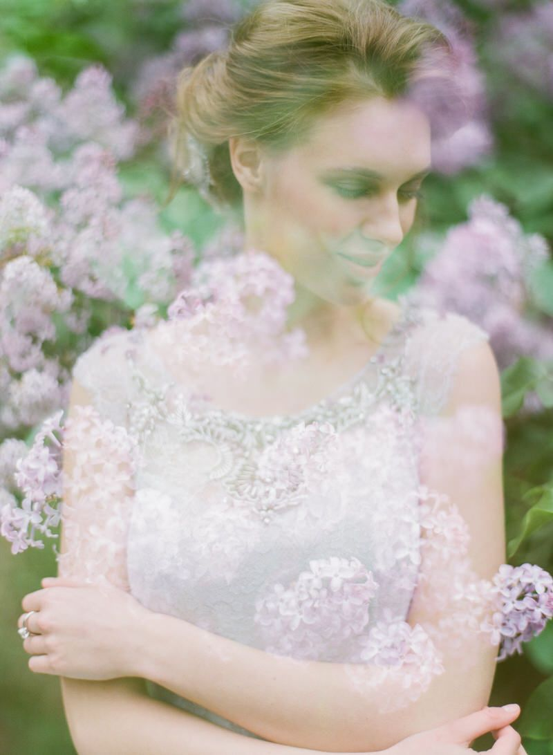 Double Exposure By Peter And Veronika