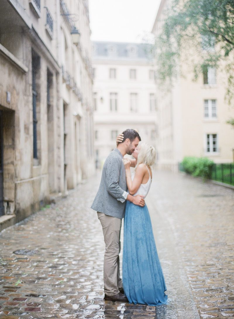 Honeymoon Photo Shoot Paris