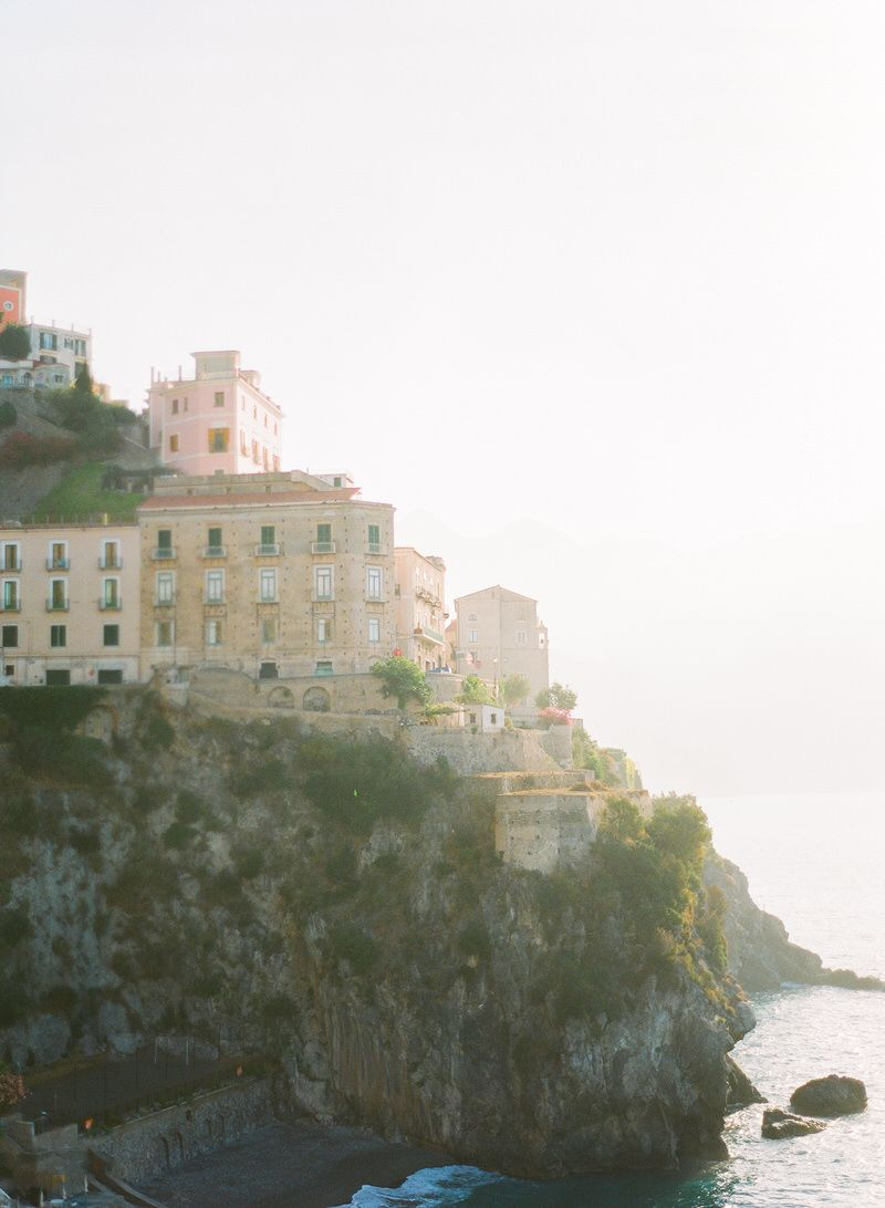 Wedding Photographer On Amalfi Coast