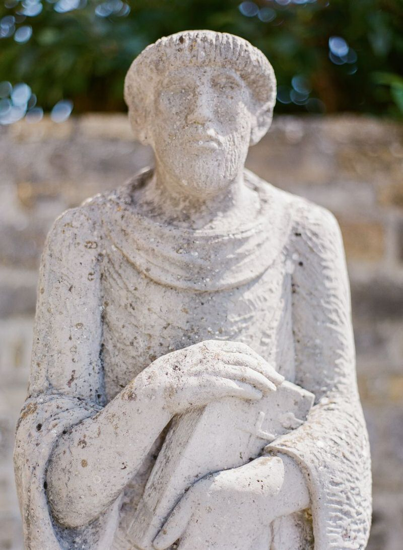 Statue in Tuscany