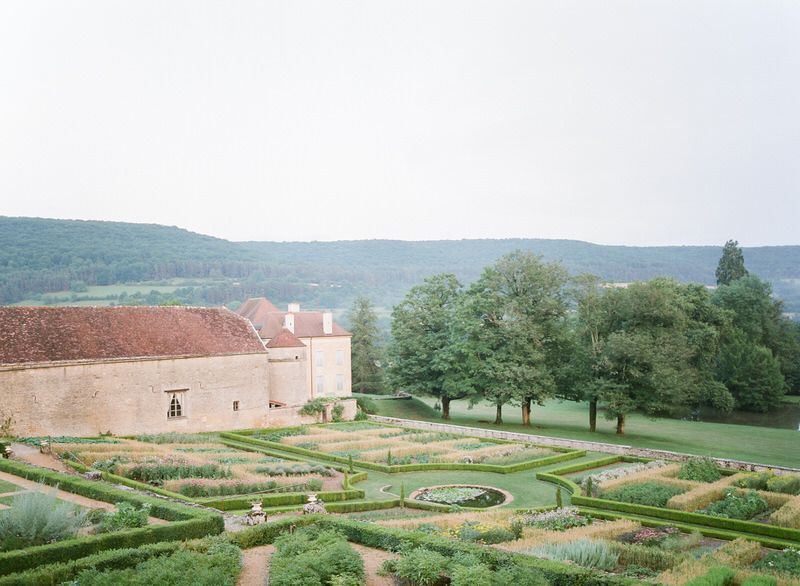 Wedding Venue in France Burgundy