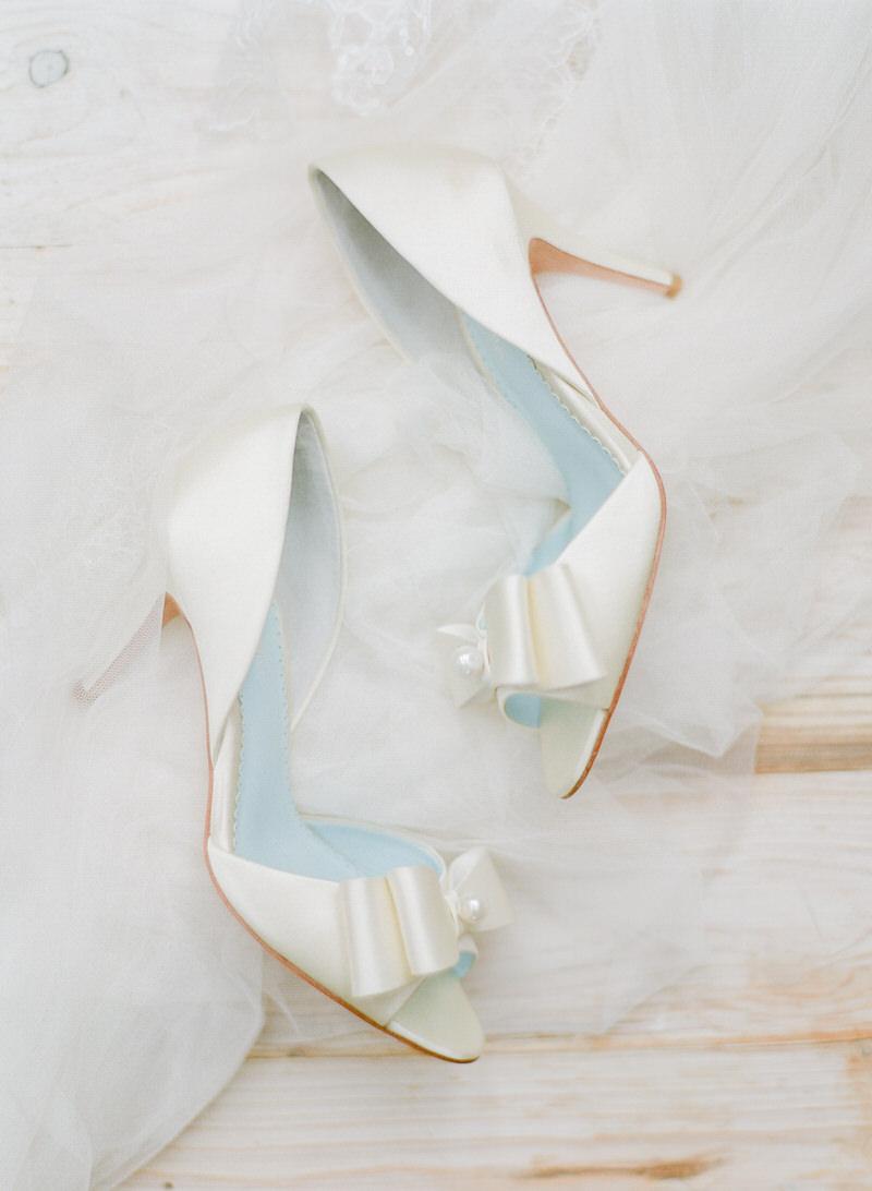 Belle Bella Shoes Bridal shoes
