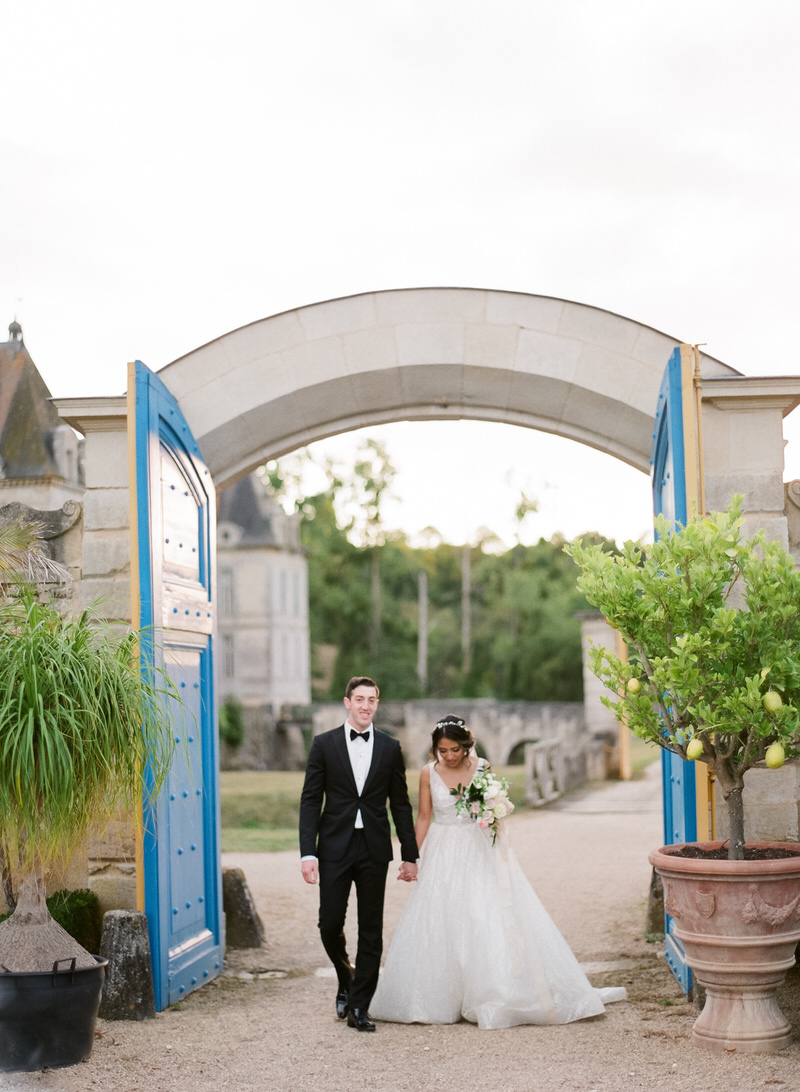 Destination Wedding In France Burgundy