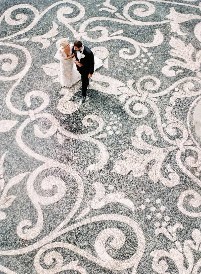Destination Wedding In Italian Riviera
