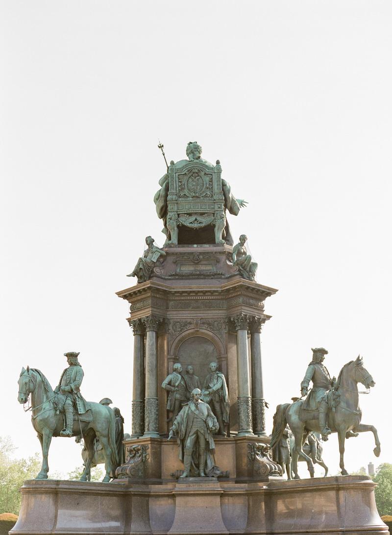 Maria Therezia Statue