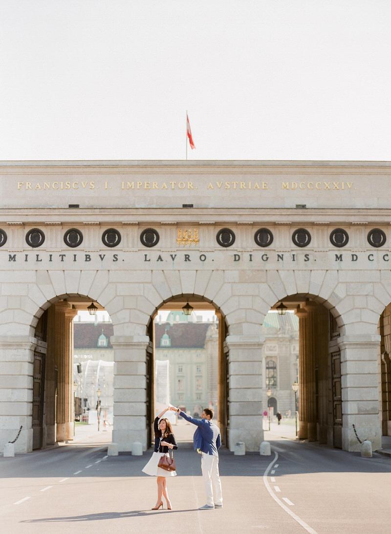 Destination Wedding Photographer In Vienna