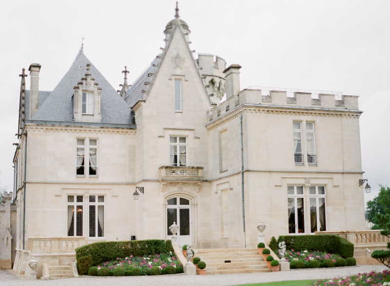 Wedding Photographer Chateau Papa Clement in Bordeaux