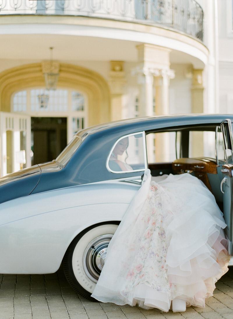 Wedding Car Rolls Royce