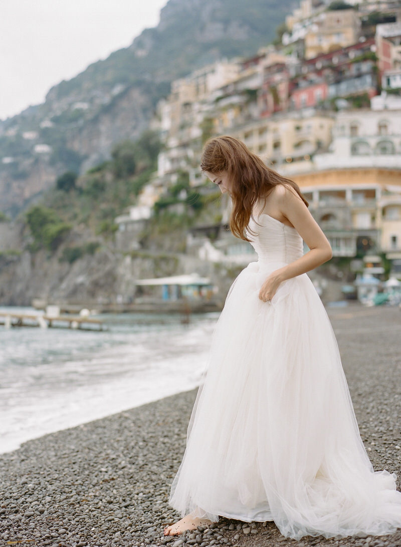Film Wedding Photographer Positano