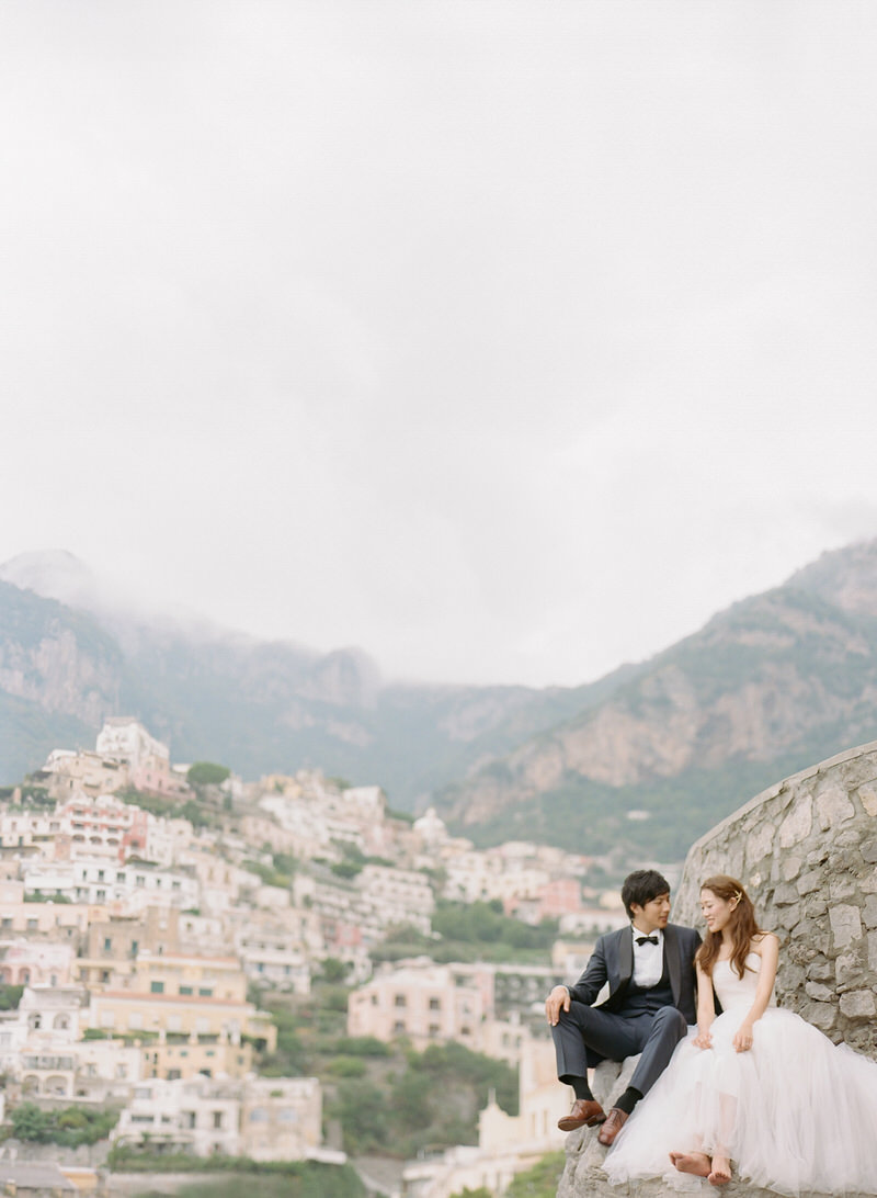 Fine Art Wedding Photographer in Positano