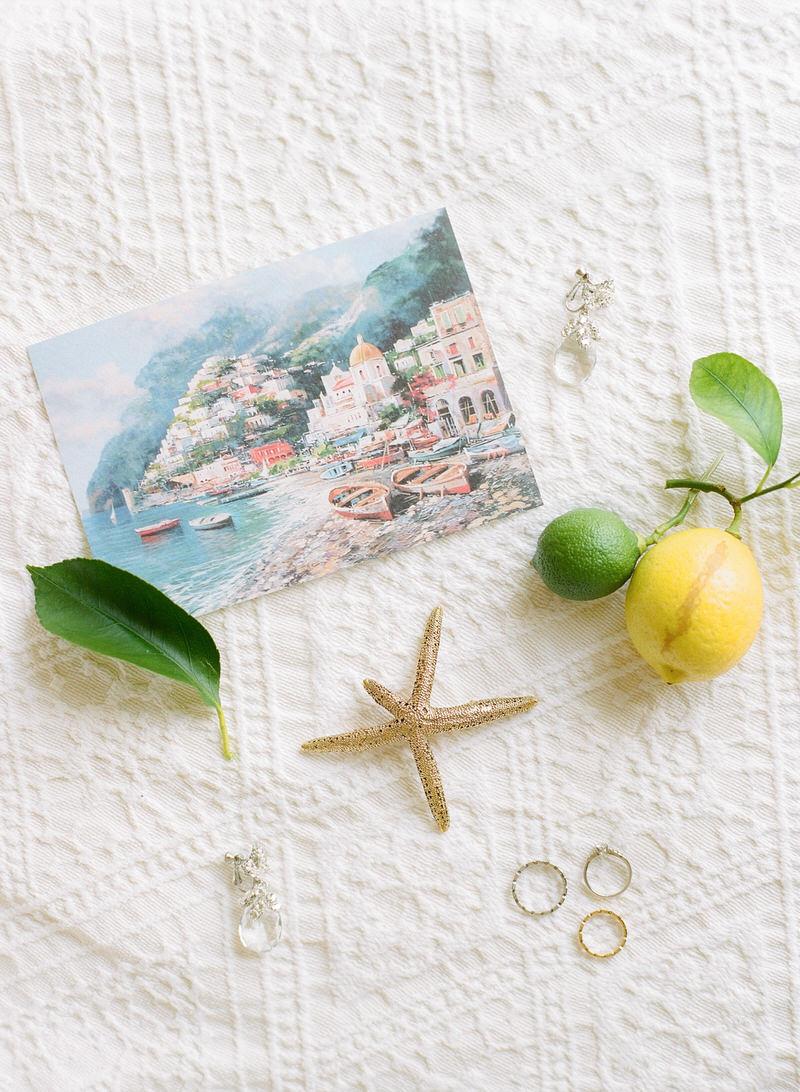 Details of Positano