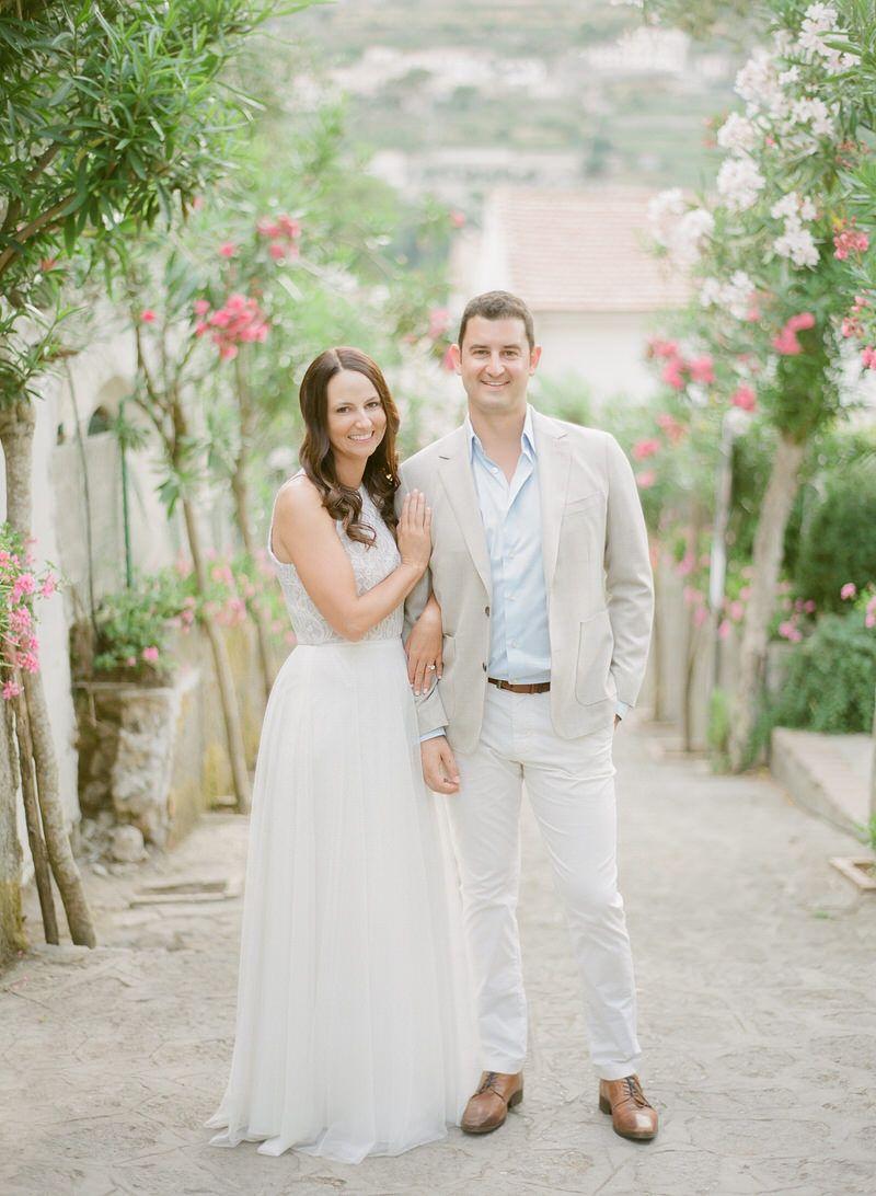 Pre-wedding Ravello Photo Shoot