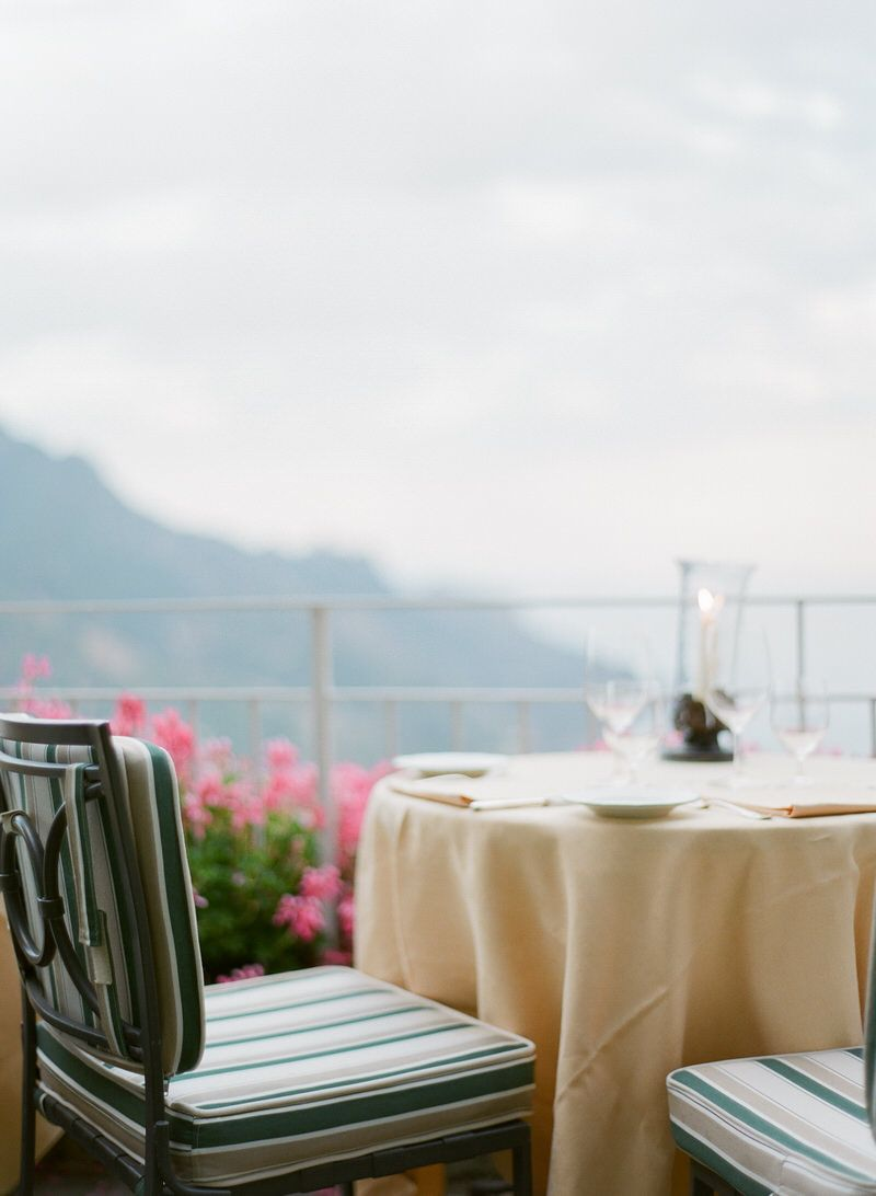 Wedding In Hotel Caruso In Ravello
