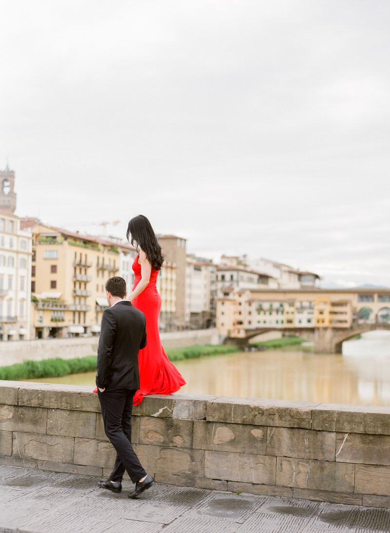 Pre Wedding Photoshoot In Florence