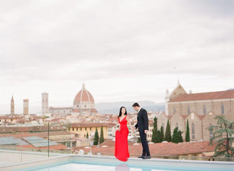 honeymoon in Florence