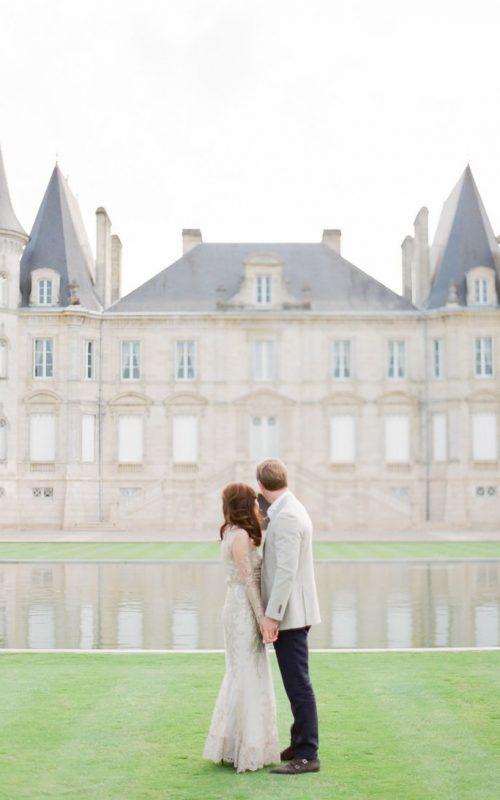 Destination Engagement Session At Les Routes Des Chateaux