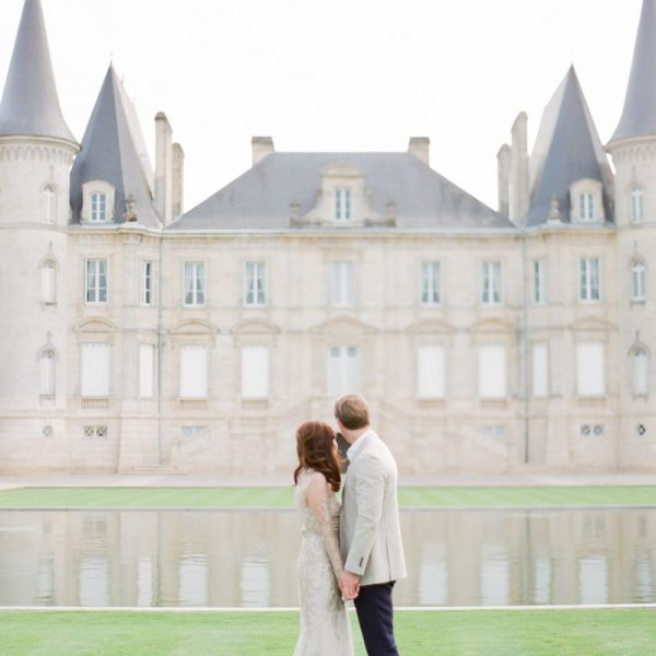 Destination Engagement Session At Les Routes Des Chateaux
