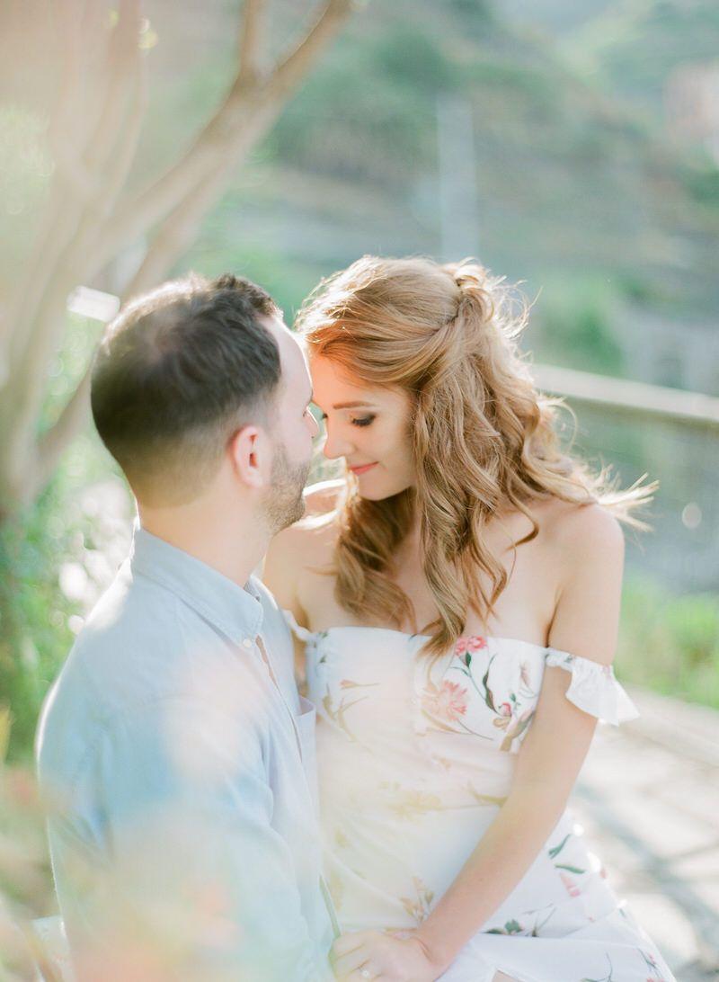 Prewedding Photo Shoot In Cinque Terre