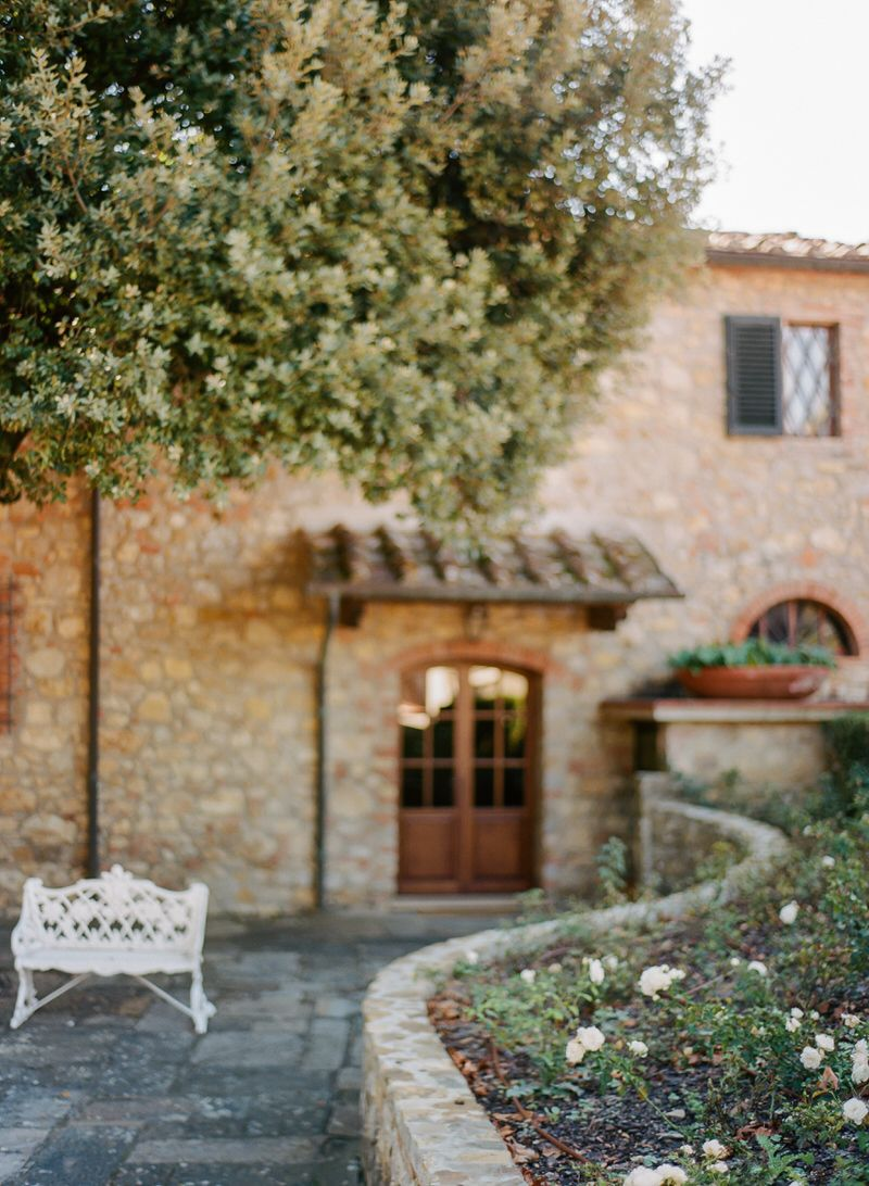 Wedding Venue in Tuscany