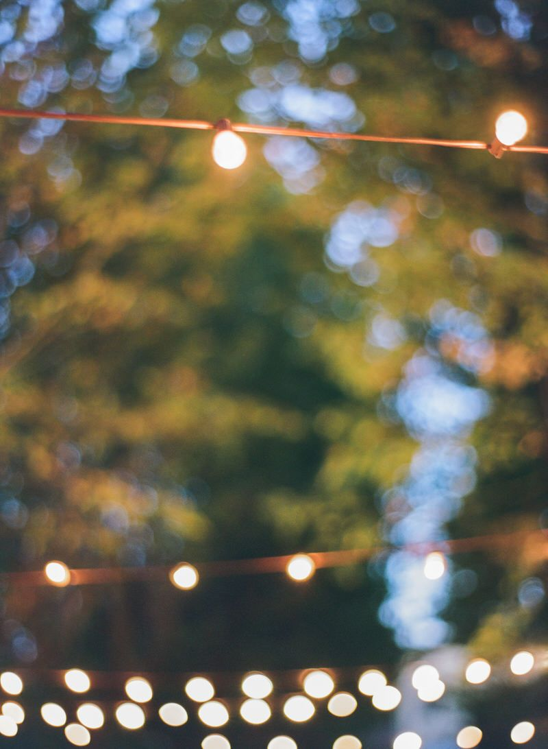 Light At A Wedding