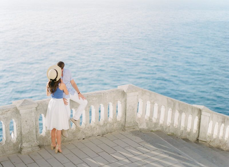 Amalfi Coast Wedding Photographer