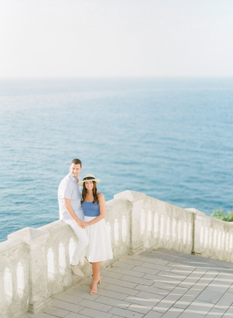 Pre Wedding Photos On Amalfi Coast