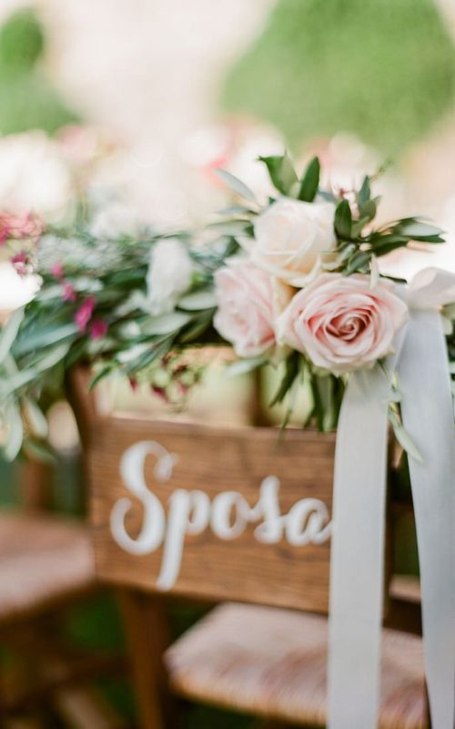 Dreamy Al Fresco Destination Wedding in Tuscany