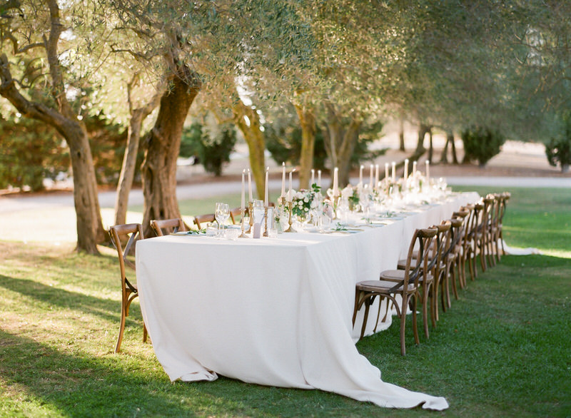 Fine Art Wedding In Italy