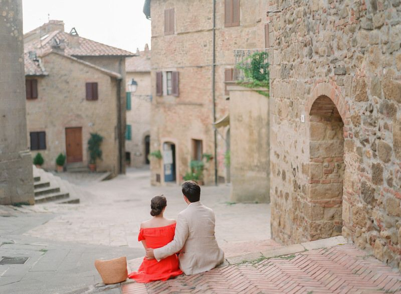 Love In Tuscany