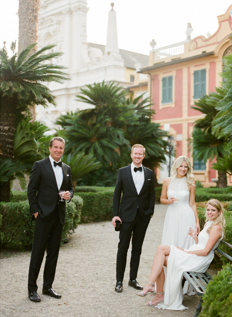 Italian Riviera Wedding
