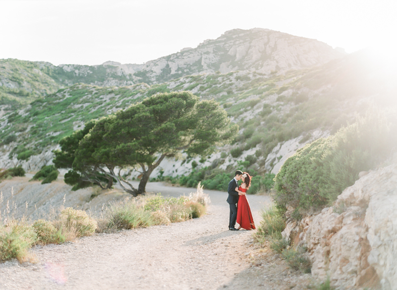 Fine Art Film Wedding Photographer In South Of France