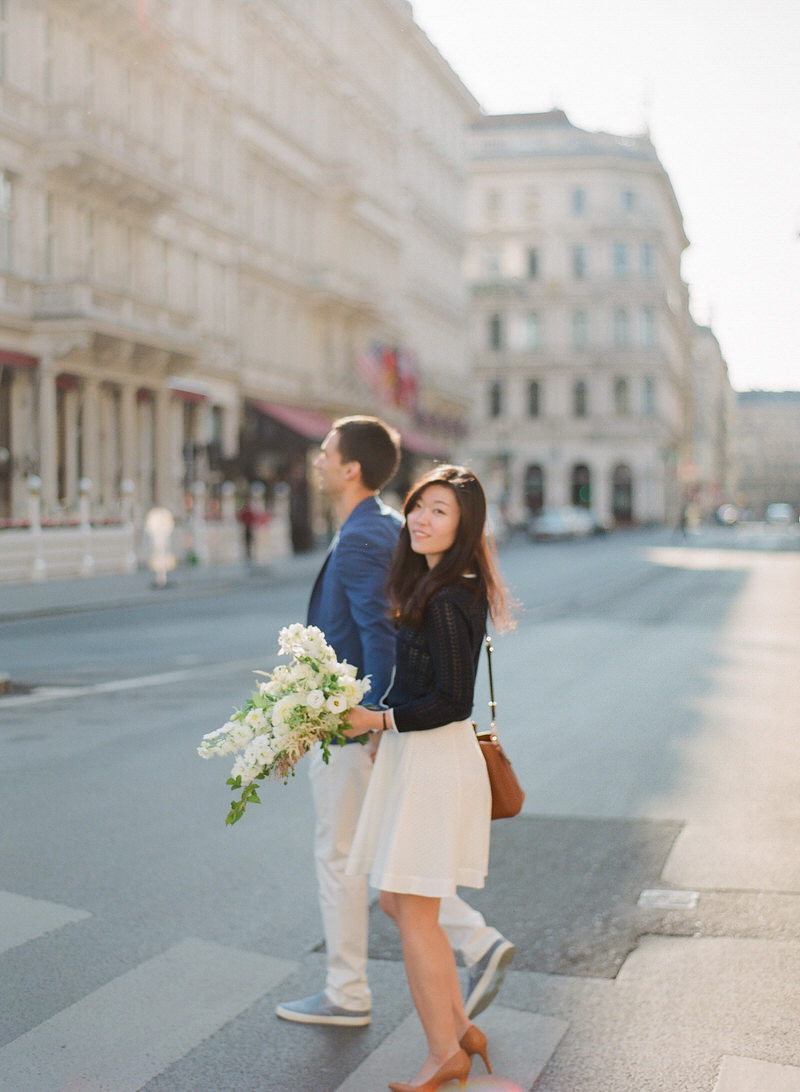 Engagement Session In Vienna