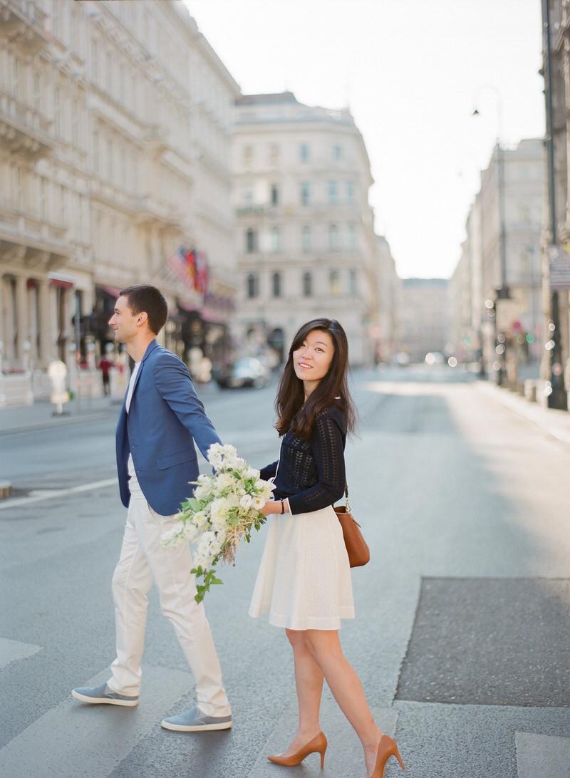 Stroll in Vienna