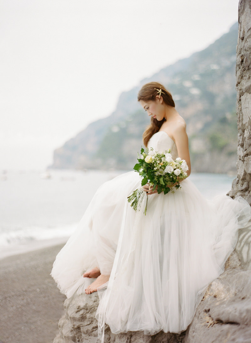 Fine Art Wedding Positano