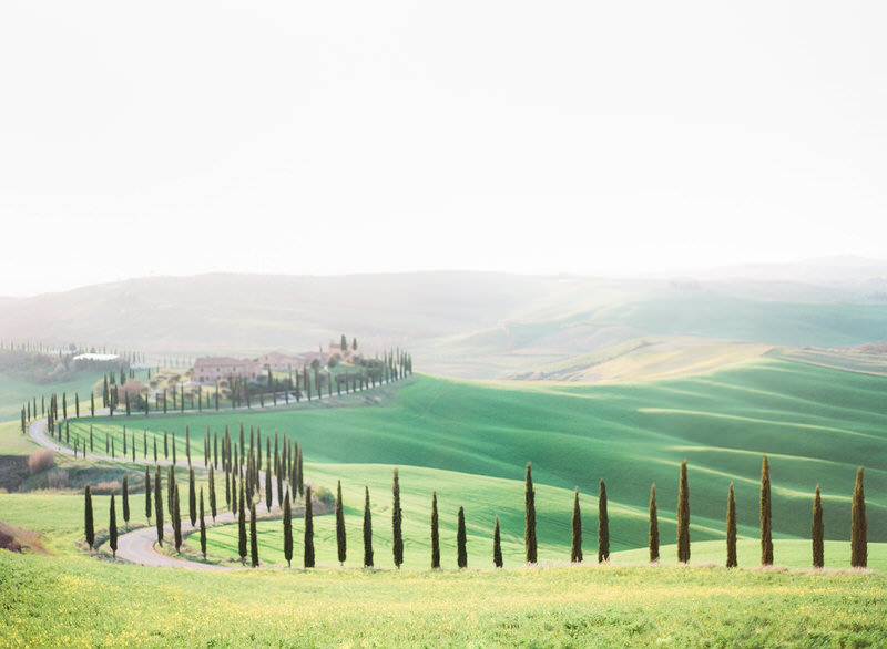 Val d'Orcia Photoshoot
