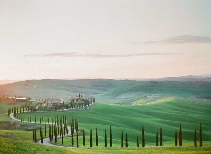 Tuscany Fine Art Photographer