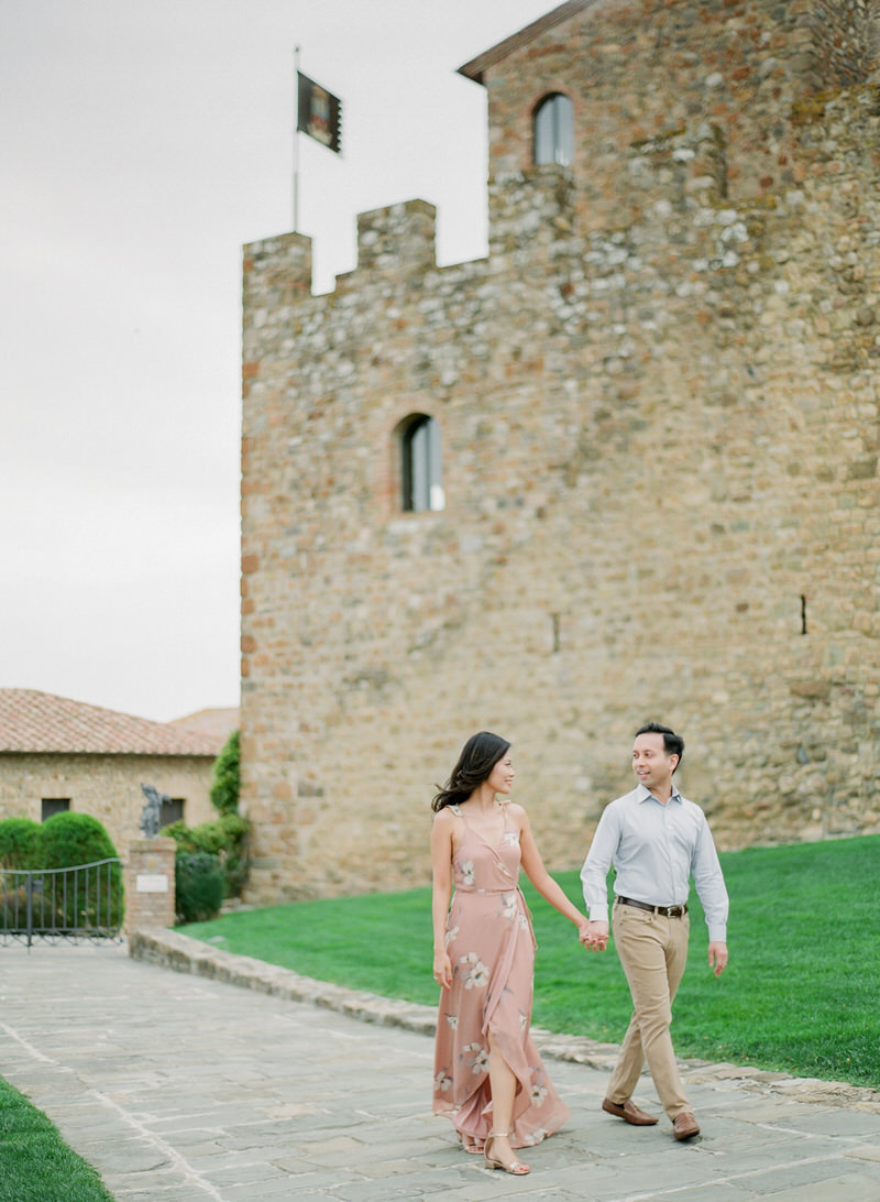 Couple Shoot in Tuscany