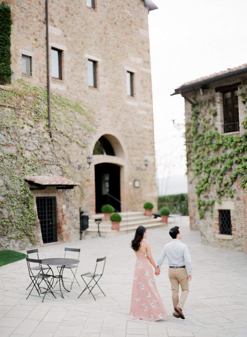 Wedding Photographer Castello Banfi il Borgo