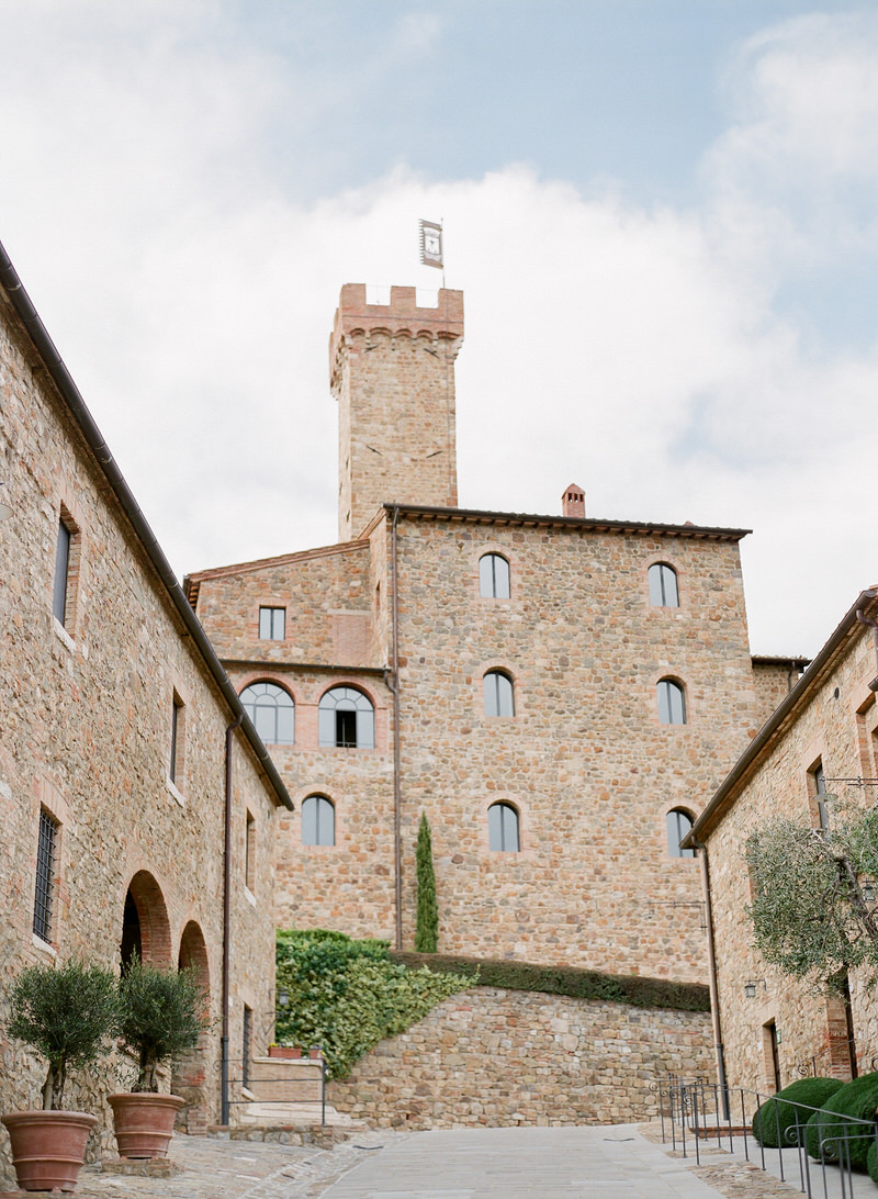 Castello Banfi il Borgo Wedding Venue