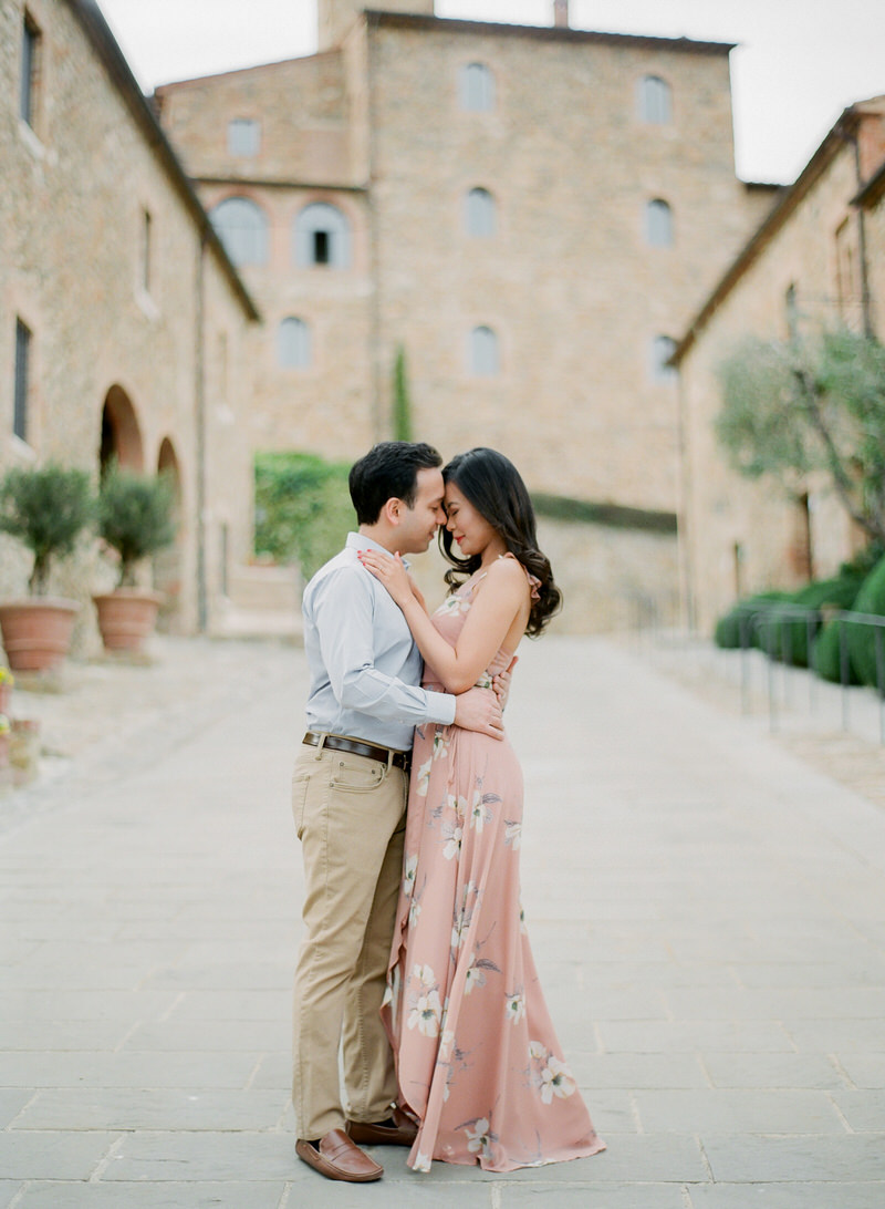 Destination Wedding at Castello Banfi il Borgo