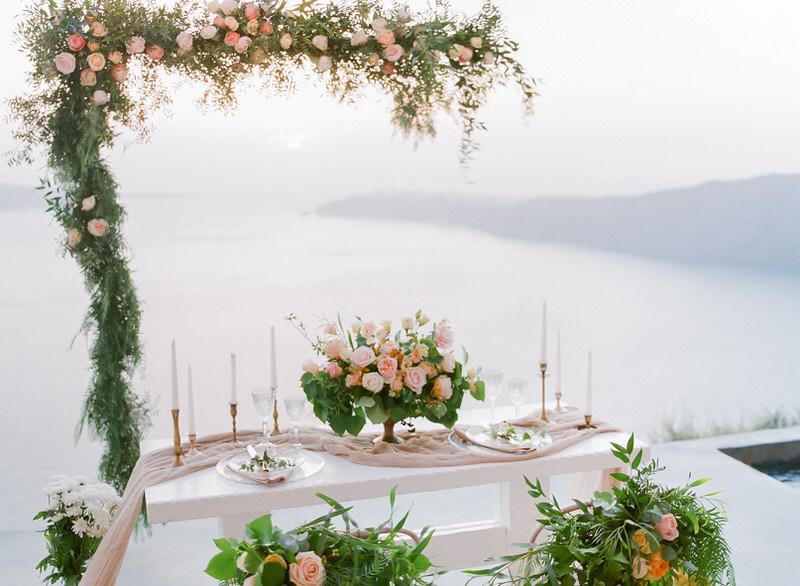 Santorini by Peter and Veronika