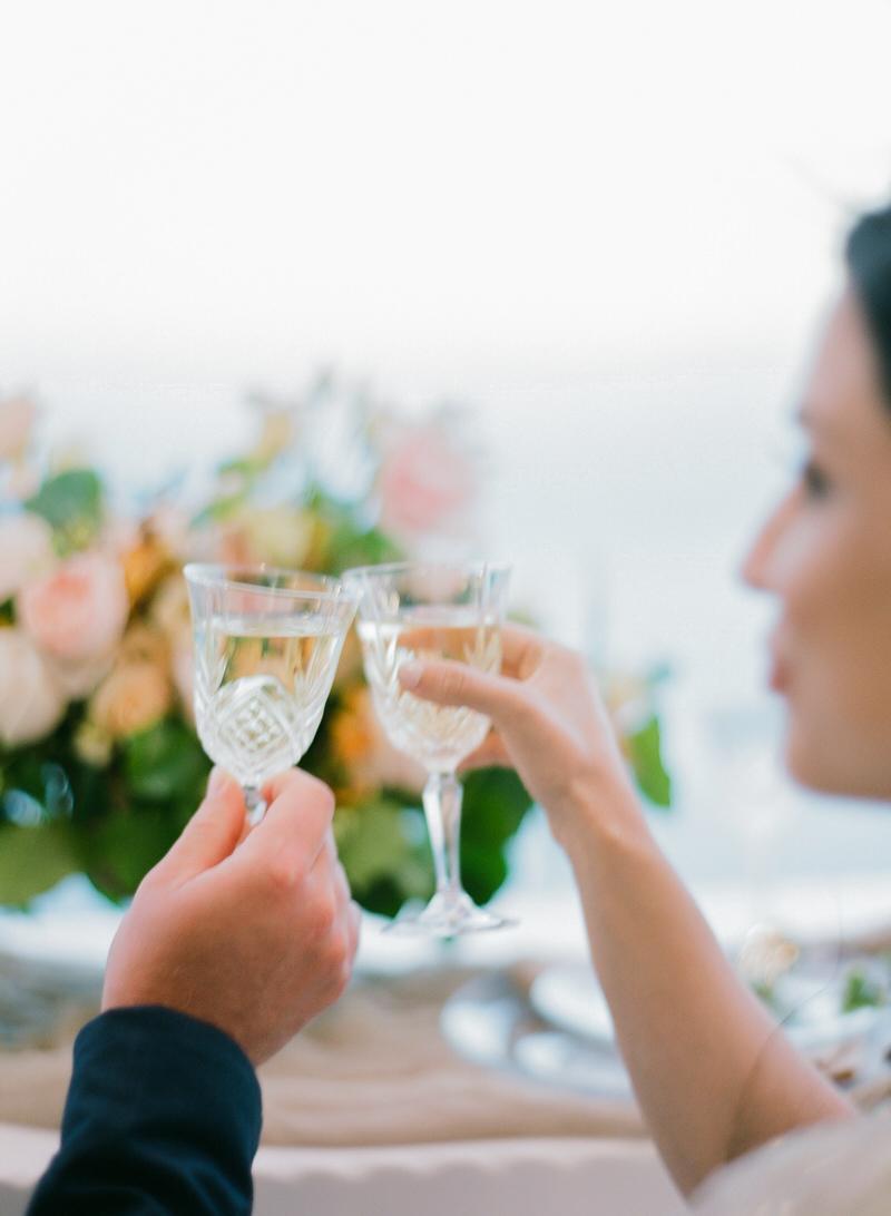 Intimate Weddings in Santorini
