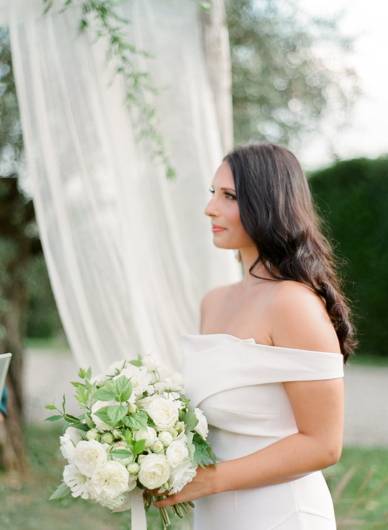 Tuscany Outdoor Wedding